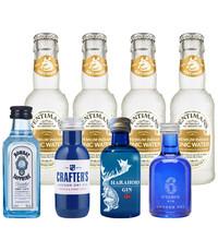 Gin Fling Gin en Fentimans Tonic Premium Proefpakket