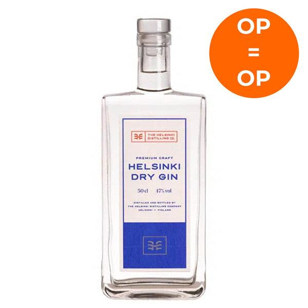 The Helsinki Distilling Co. Helsinki Dry Gin
