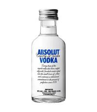 Absolut Absolut Vodka (Mini) 5cl