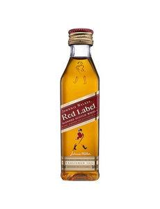 Johnnie Walker Johnnie Walker Red Label Whisky (Mini) 5cl
