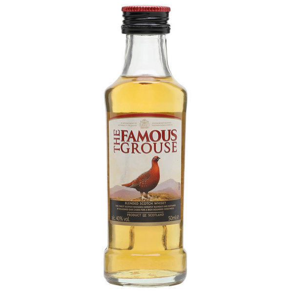 The Famous Grouse The Famous Grouse Whisky (Mini) 5cl