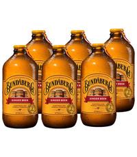 Bundaberg Bundaberg Ginger Beer 6 x 375ml