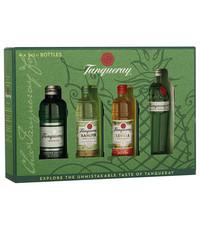 Tanqueray Tanqueray Gin Proefset 4 x 5cl