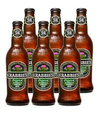 Crabbies Crabbies Alcoholic Ginger Beer 6 x 330ml