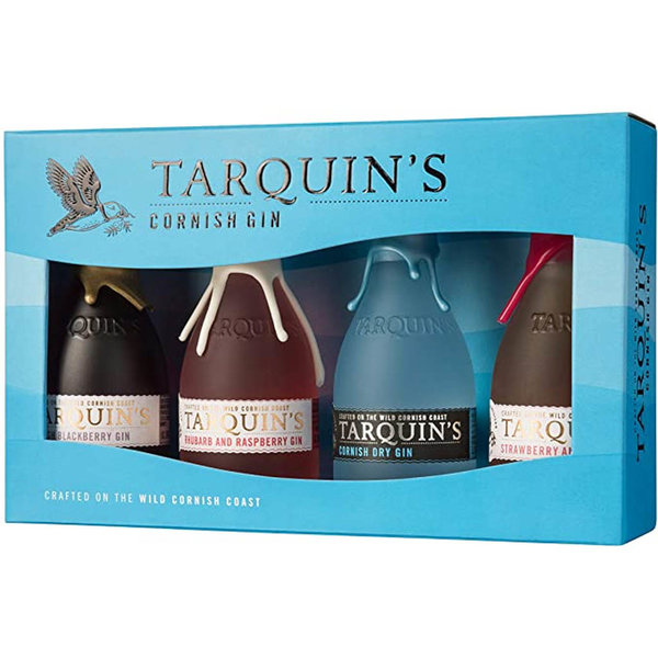 Tarquin's Tarquin's Mini Gins Tasting Pack 4 x 5cl