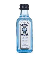 Bombay Sapphire Bombay Sapphire Gin (Mini Glass Bottle) 5cl