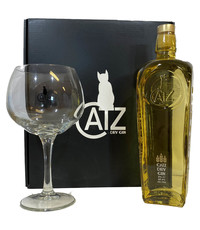 Catz Catz Dry Gin 70cl Giftbox