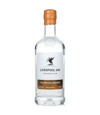 Liverpool Gin Liverpool Gin Valencian Orange Gin 70cl