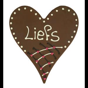 Liefs - Chocoladehart