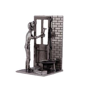 Carpenter with Door