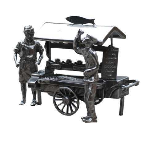 Herring cart