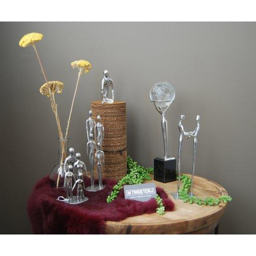 "Sculpture ""The Family"" - Couple (24cm)"