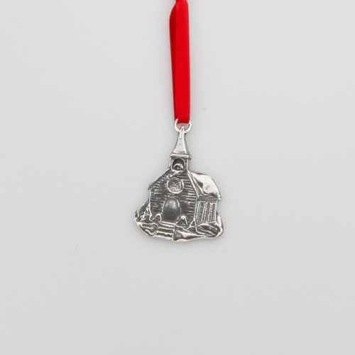 Christmas pendant - Church