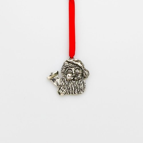 Christmas pendant - Santa