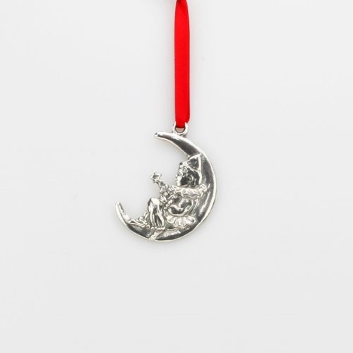 Christmas pendant - Moon