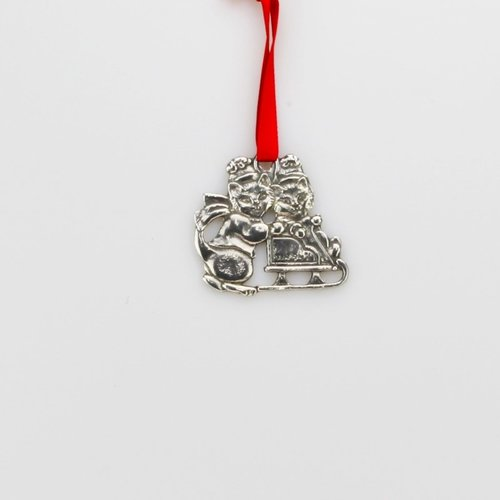 Christmas pendant - Cats