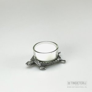 Tealight Turtle