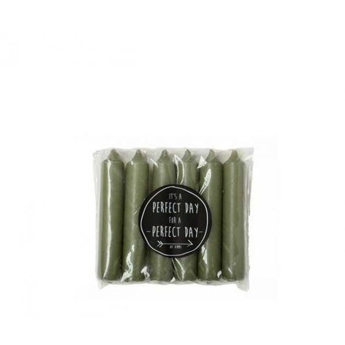 Rustik Lys Dinnercandle-Thyme
