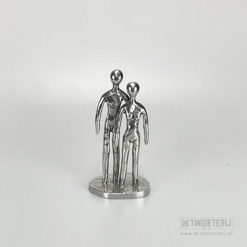 De Tingieterij Het Gezin-Echtpaar