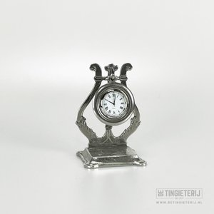 De Tingieterij Pocket watch holder clock Music