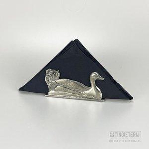 De Tingieterij Napkin holder Duck