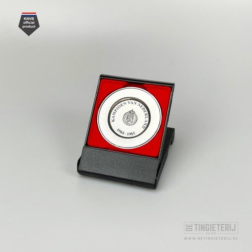 De Tingieterij Eredivisie 84-85