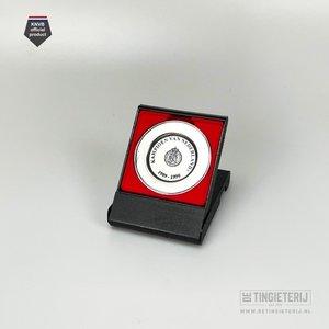 De Tingieterij Eredivisie 89-90