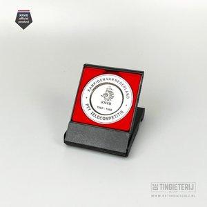 De Tingieterij Eredivisie 97-98