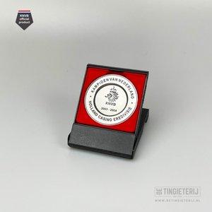 De Tingieterij Eredivisie 03-04