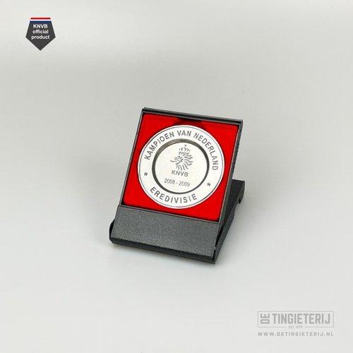 De Tingieterij Eredivisie 08-09