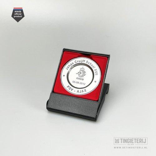 De Tingieterij JC-schaal 2012
