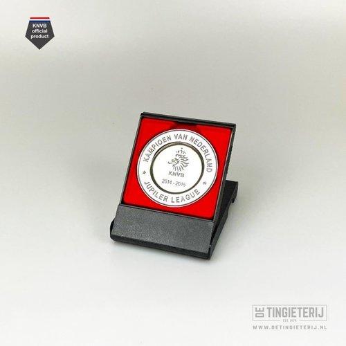 De Tingieterij Jup. League 14-15