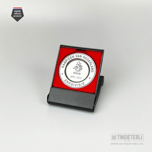 De Tingieterij Eredivisie 14-15