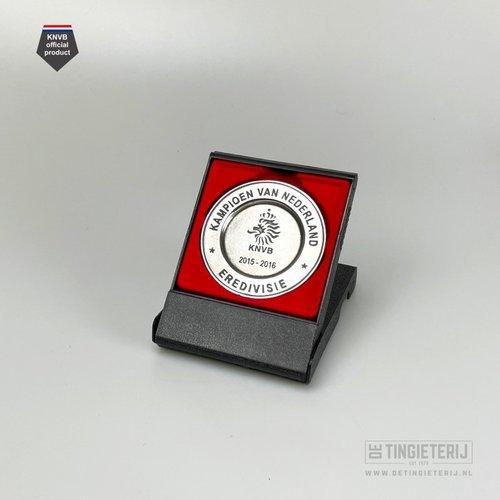 De Tingieterij Eredivisie 15-16