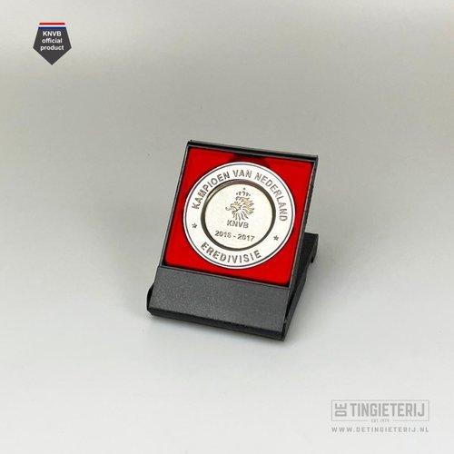 De Tingieterij Eredivisie 16-17 (Gold Edition)