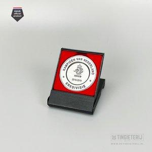 De Tingieterij Eredivisie 18-19