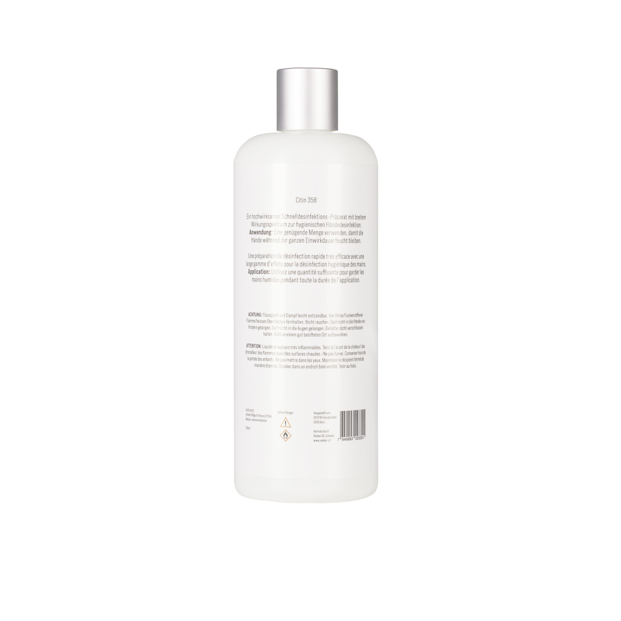 Hand Sanitizer Citin 358 500ml-2