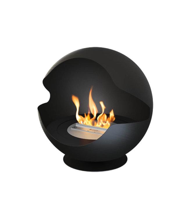 Vauni Vauni Globe Black Bio-ethanol Haard