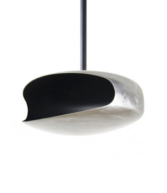 Hein Haugaard UFO 50 Bio-ethanol Haard Hangend Staal