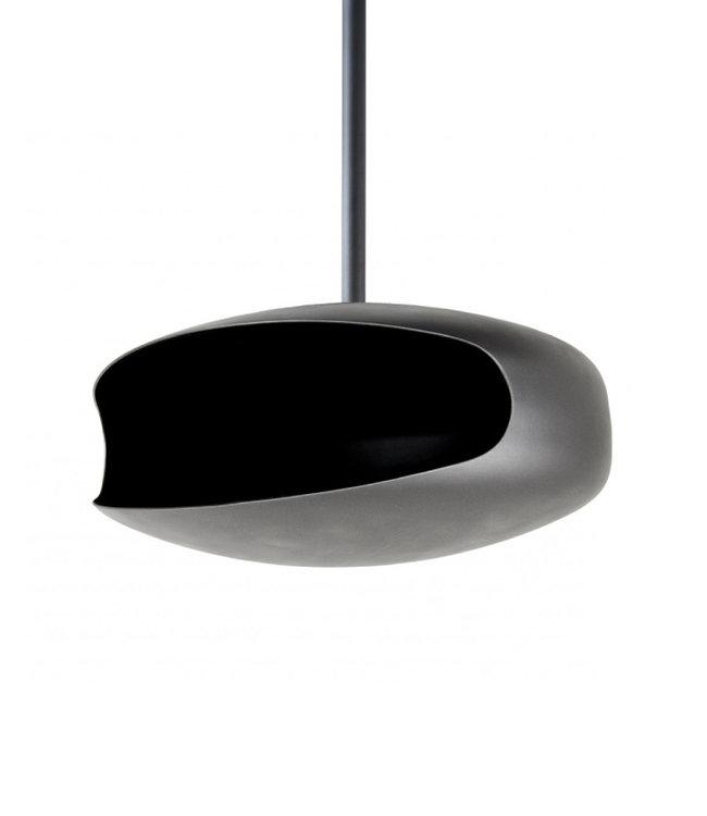 Hein Haugaard UFO 60 Bio-ethanol Haard Hangend Zwart