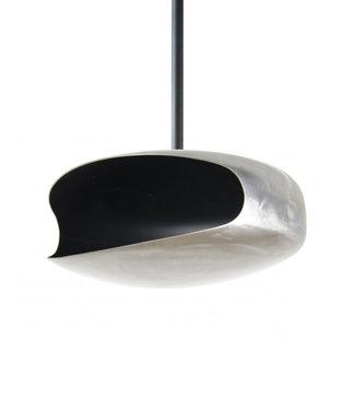 Hein Haugaard UFO 60 Bio-ethanol Haard Hangend Staal