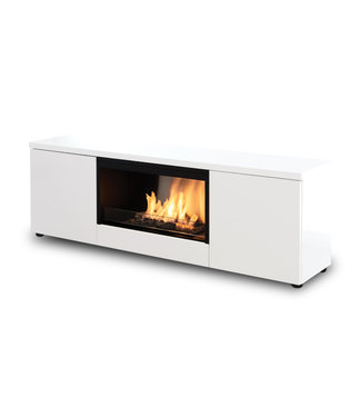 Planika Pure Flame TV Box Wit