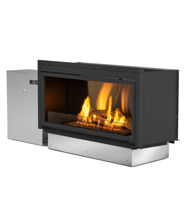 Planika Pure Flame Firebox Inbouwhaard Front