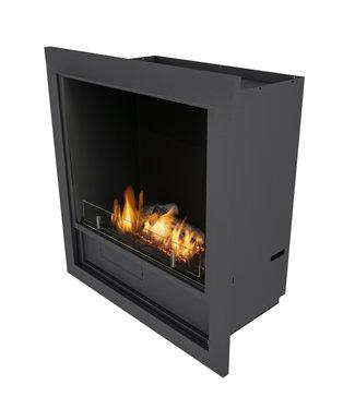 Planika L-Fire Firebox Bio-ethanol Inbouwhaard Front