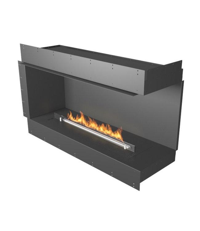 Planika Prime Fire 990+ Forma Firebox 1200 Inbouwhaard Rechterhoek