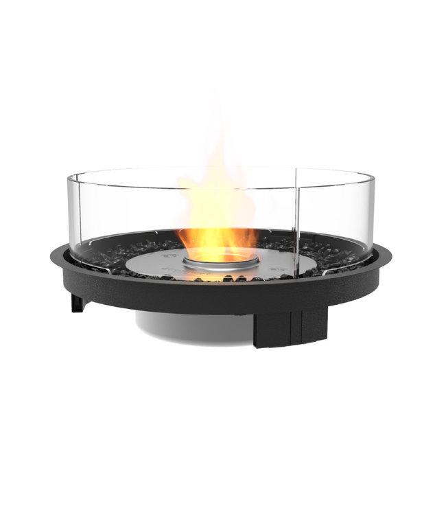 Eco Smart Fires Round 20 Bio-ethanol Inbouwhaard