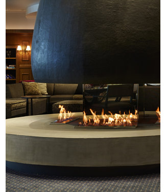 Eco Smart Fires XL700 Bio-ethanol Hotel Haard
