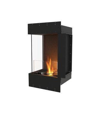Eco Smart Fires Flex 18LC Bio-ethanol Inbouwhaard Linkerhoek