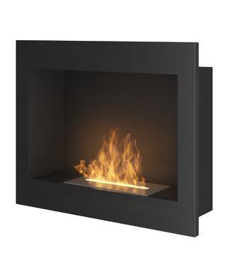 Simple Fire Frame 600 Bio-ethanol Inbouwhaard Front