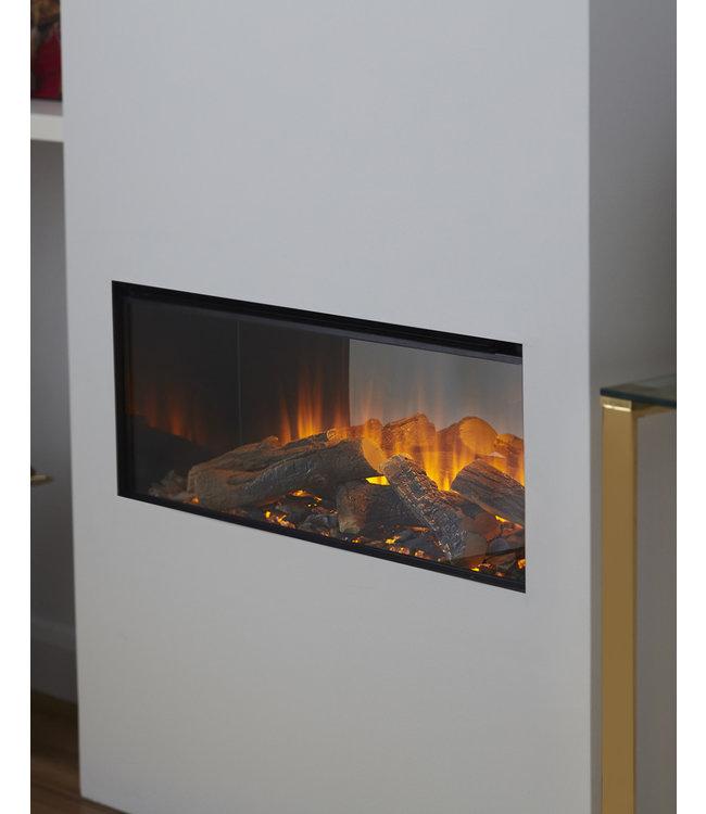 British Fires New Forest Electric 870 Elektrische Inbouwhaard Front